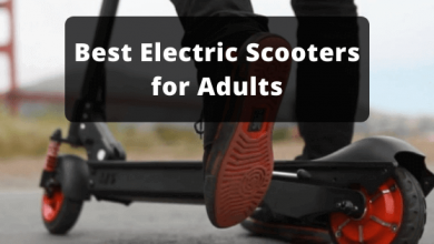 Photo of Best Electric Scooters For Adults – Buyer's Guide & Reviews