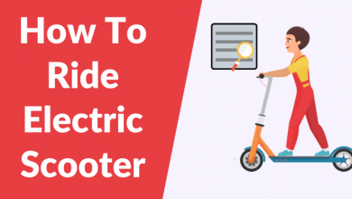 Photo of How to Ride an Electric Scooter – 8 Tips For Beginners